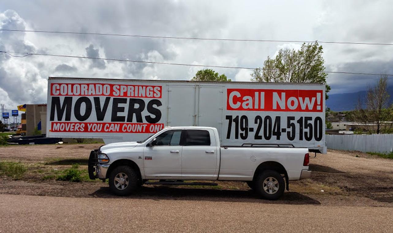 Colorado springs movers